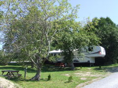 Camping st stephen nb